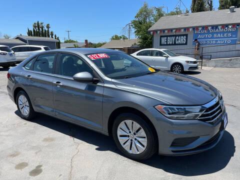 2019 Volkswagen Jetta for sale at Blue Diamond Auto Sales in Ceres CA