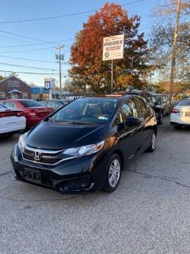 2019 Honda Fit for sale at NEWFOUND MOTORS INC in Seabrook NH