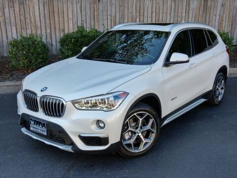 2017 BMW X1 for sale at Mich's Foreign Cars in Hickory NC