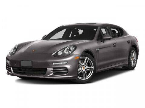 2016 Porsche Panamera for sale at Mercedes-Benz of Daytona Beach in Daytona Beach FL