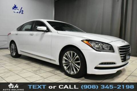 2017 Genesis G80 for sale at AUTO HOLDING in Hillside NJ