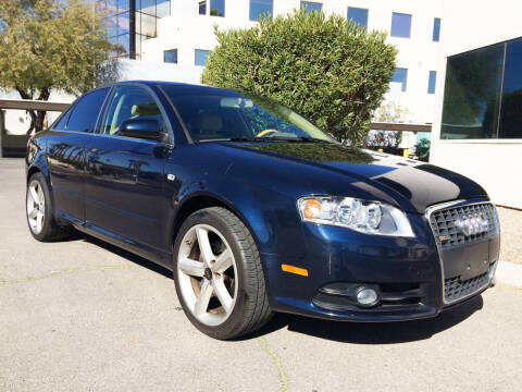 2008 Audi A4 for sale at Nevada Credit Save in Las Vegas NV