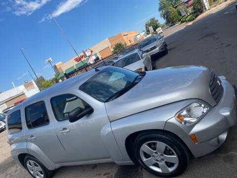 2009 Chevrolet HHR for sale at Sanaa Auto Sales LLC in Denver CO