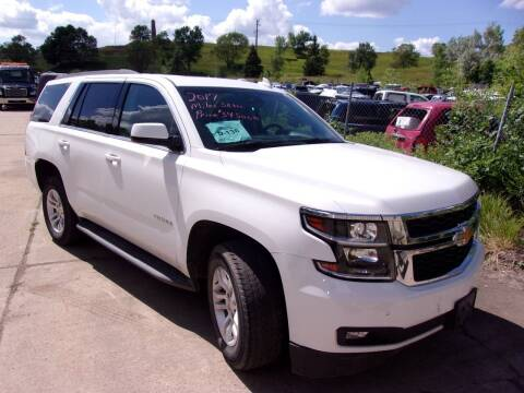 2017 Chevrolet Tahoe for sale at Barney's Used Cars in Sioux Falls SD