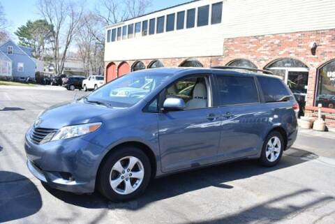 2014 Toyota Sienna for sale at Absolute Auto Sales, Inc in Brockton MA