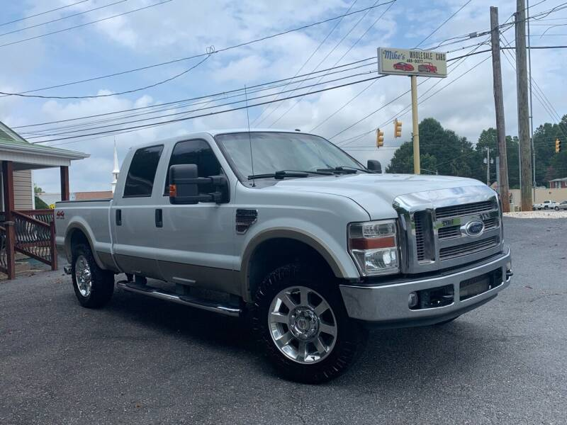 2008 Ford F-250 Super Duty for sale at Mike's Wholesale Cars in Newton NC