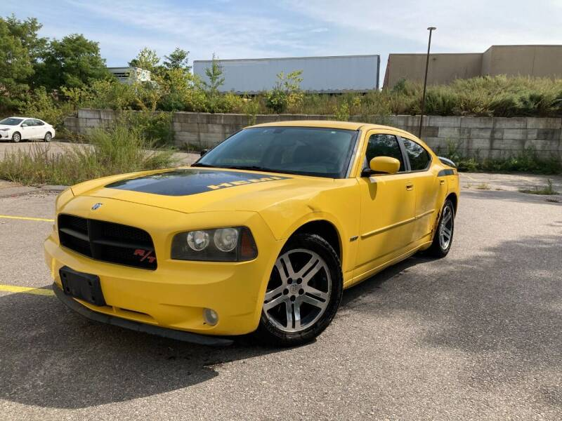 2006 Dodge Charger for sale at Velocity Motors in Newton MA