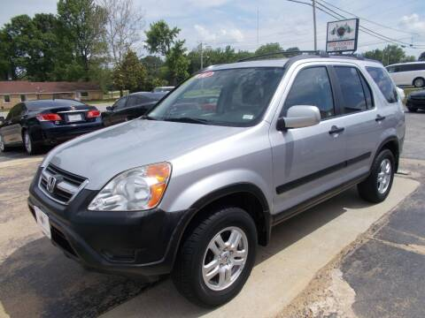 2004 Honda CR-V for sale at High Country Motors in Mountain Home AR