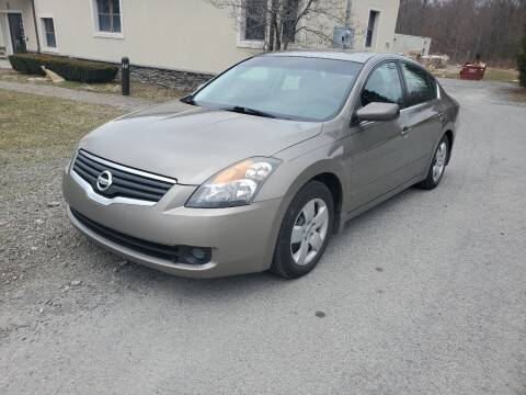 2007 Nissan Altima for sale at Wallet Wise Wheels in Montgomery NY