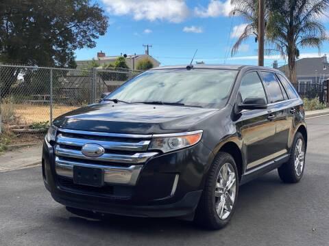 2013 Ford Edge for sale at ZaZa Motors in San Leandro CA
