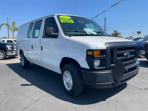 2013 Ford E-Series Cargo for sale at Esquivel Auto Depot in Rialto CA