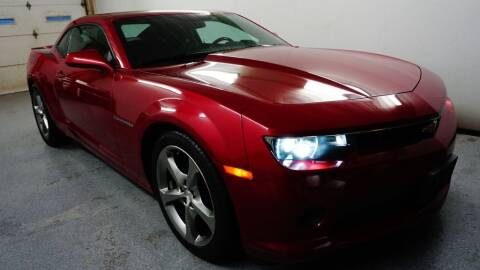 2014 Chevrolet Camaro for sale at World Auto Net in Cuyahoga Falls OH