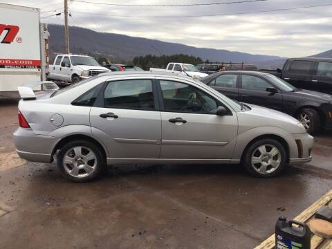 2006 Ford Focus for sale at Troys Auto Sales in Dornsife PA