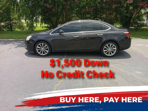 2013 Buick Verano for sale at BP Auto Finders in Durham NC