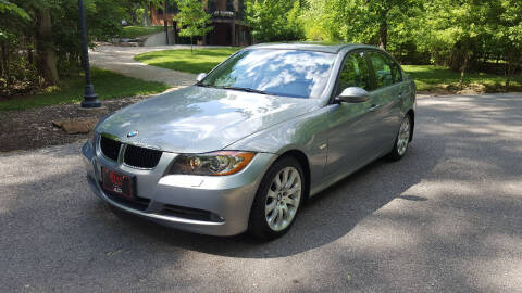 2007 BMW 3 Series for sale at Ryan Motors LLC in Warsaw IN