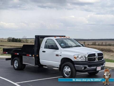 2007 Dodge Ram Chassis 3500 for sale at Bob Walters Linton Motors in Linton IN