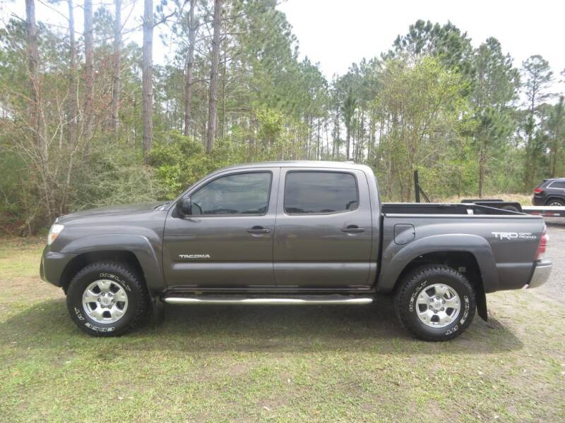 2013 Toyota Tacoma for sale at Ward's Motorsports in Pensacola FL
