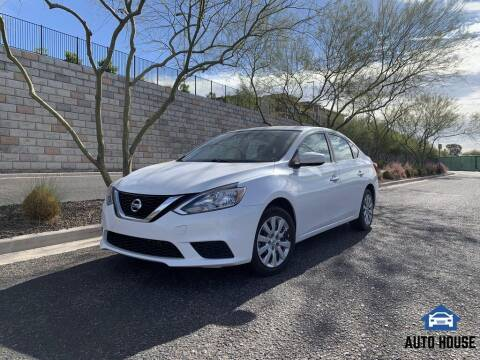 2017 Nissan Sentra for sale at AUTO HOUSE TEMPE in Tempe AZ