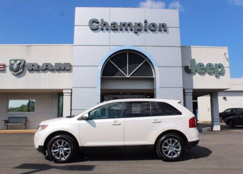 2014 Ford Edge for sale at Champion Chevrolet in Athens AL