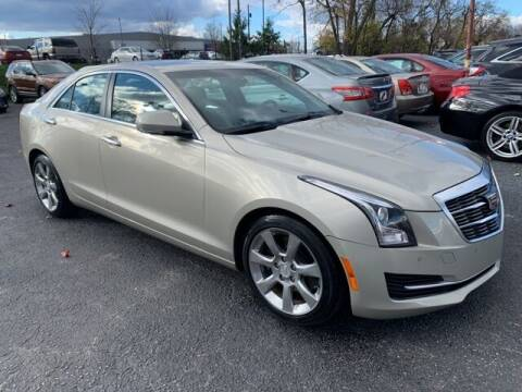2015 Cadillac ATS for sale at Hi-Lo Auto Sales in Frederick MD