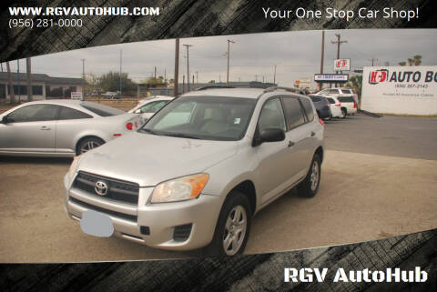 2009 Toyota RAV4 for sale at RGV AutoHub in Harlingen TX