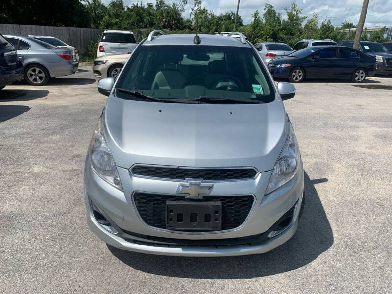 2015 Chevrolet Spark for sale at Jamrock Auto Sales of Panama City in Panama City FL