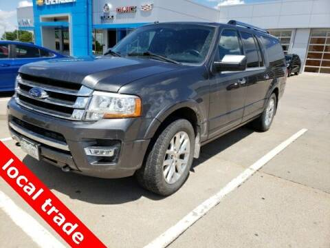 2016 Ford Expedition EL for sale at Midway Auto Outlet in Kearney NE