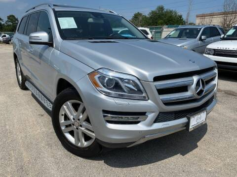 2016 Mercedes-Benz GL-Class for sale at KAYALAR MOTORS in Houston TX