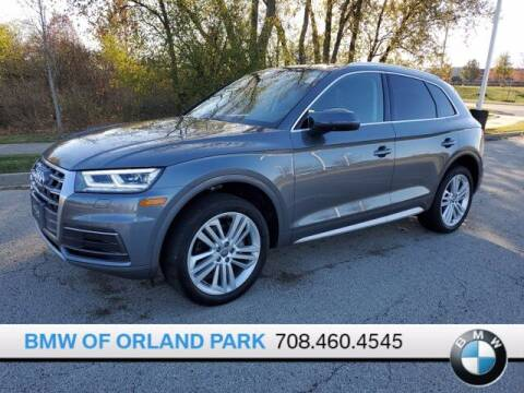 2018 Audi Q5 for sale at BMW OF ORLAND PARK in Orland Park IL