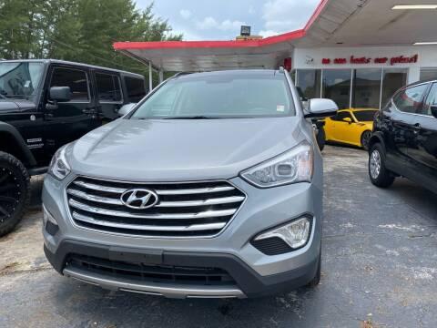 2016 Hyundai Santa Fe for sale at Nation Autos Miami in Hialeah FL