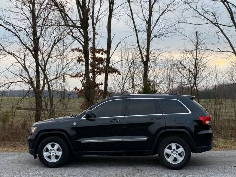 2013 Jeep Grand Cherokee for sale at RAYBURN MOTORS in Murray KY