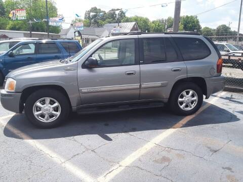 2005 GMC Envoy for sale at A-1 Auto Sales in Anderson SC