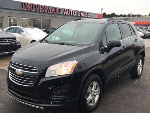 2016 Chevrolet Trax for sale at DriveSmart Auto Sales in West Chester OH