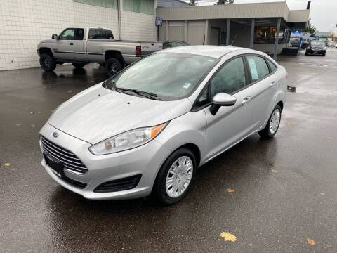 2015 Ford Fiesta for sale at Vista Auto Sales in Lakewood WA