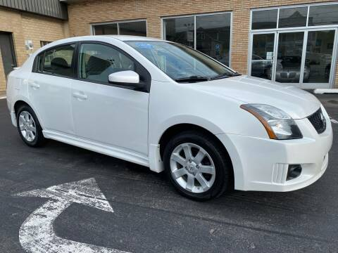 2010 Nissan Sentra for sale at C Pizzano Auto Sales in Wyoming PA