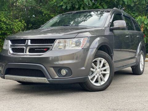 2017 Dodge Journey for sale at HIGH PERFORMANCE MOTORS in Hollywood FL