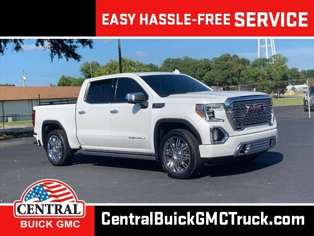 2019 GMC Sierra 1500 for sale at Central Buick GMC in Winter Haven FL
