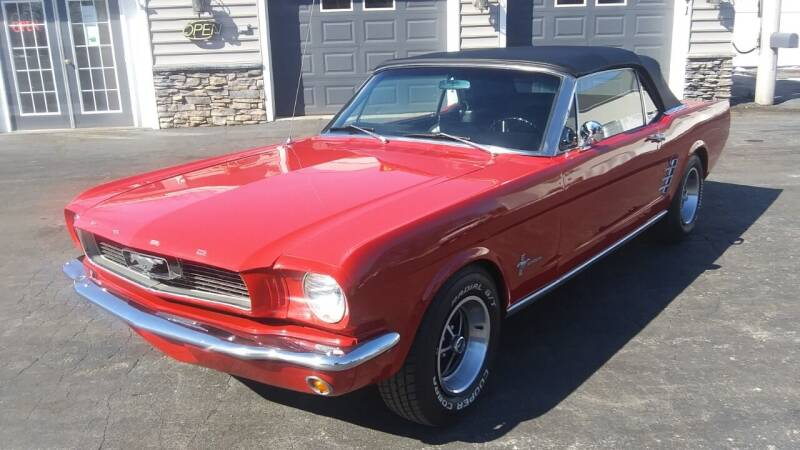 1966 Ford Mustang for sale at American Auto Group, LLC in Hanover PA