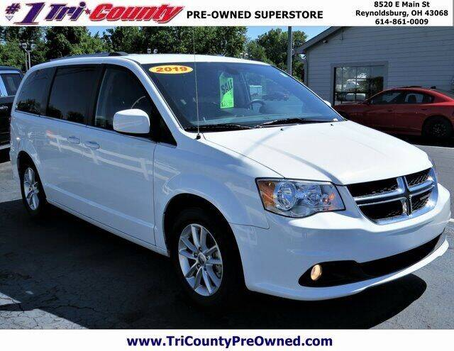 2019 Dodge Grand Caravan for sale at Tri-County Pre-Owned Superstore in Reynoldsburg OH