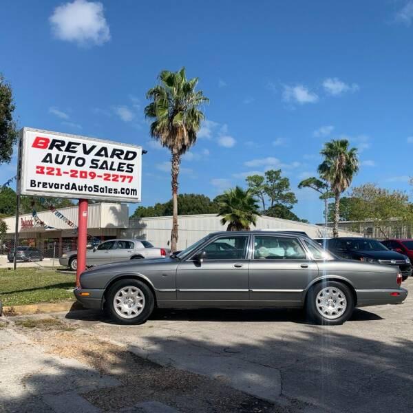 2003 Jaguar XJ-Series for sale at Brevard Auto Sales in Palm Bay FL
