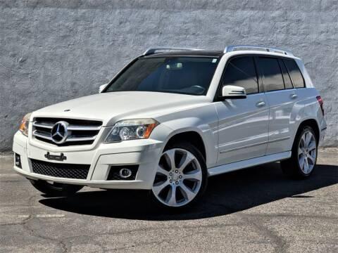 2010 Mercedes-Benz GLK for sale at Divine Motors in Las Vegas NV