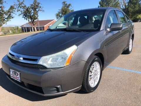2010 Ford Focus for sale at DRIVE N BUY AUTO SALES in Ogden UT