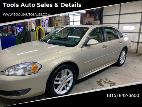 2011 Chevrolet Impala for sale at Tools Auto Sales & Details in Pontiac IL