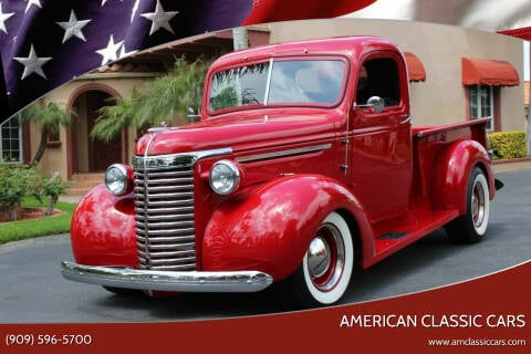 1940 Chevrolet 3100 for sale at American Classic Cars in La Verne CA
