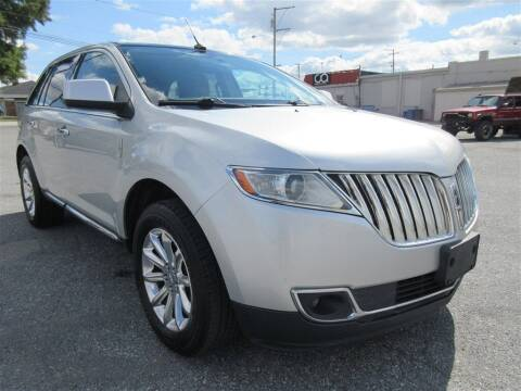 2011 Lincoln MKX for sale at Cam Automotive LLC in Lancaster PA