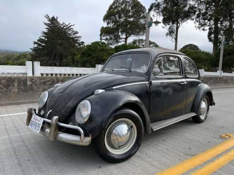 1962 Volkswagen Beetle for sale at Dodi Auto Sales in Monterey CA