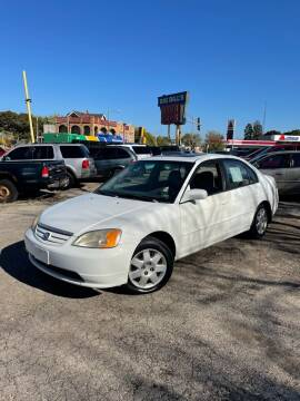2001 Honda Civic for sale at Big Bills in Milwaukee WI