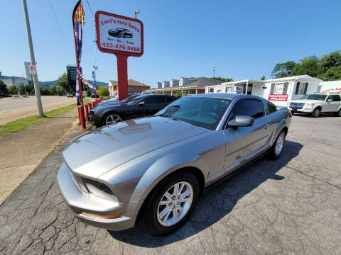 2008 Ford Mustang for sale at Ford's Auto Sales in Kingsport TN