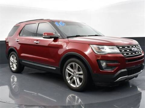 2016 Ford Explorer for sale at Tim Short Auto Mall in Corbin KY