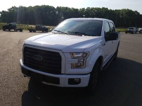 2015 Ford F-150 for sale at BETTER BUYS AUTO INC in East Windsor CT